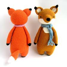 Crochet Fox Pattern Enchanting Amigurumi Crochet Fox Pattern By Little Bear Crochets