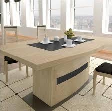 Table Salle A Manger Pied Central Table Et Chaise Cuisine Pas Cher