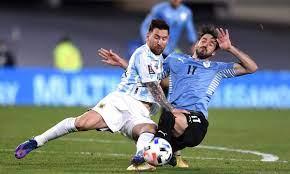 Argentina thrash Uruguay - Global Times
