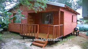 Mobile Home Log Cabins Log Cabins Pretoria North Wendy Huts Trading