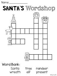 Christmas Worksheets Spanish Class | Homeshealth.info