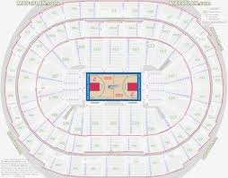Verizon Center Seating Chart For Hockey 80 Particular Xcel Seating Chart For The Wild