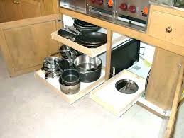 pull out cabinet shelves strikingly design pull out shelf kit shelves for kitchen cabinets blind corner