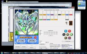 photo card maker templates anime yu gi oh card maker update 4 version 3 0 youtube