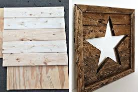 Good Wood Wall Art Decor Or Wood Star Wall Decor 35 Wooden Decorative Wall  Art .