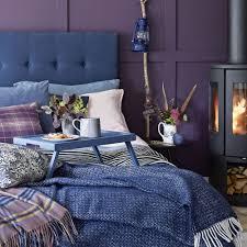 Purple And Blue Bedroom Purple Bedroom Ideas Ideal Home