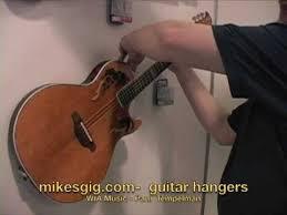 guitar hanger woos hanger wia