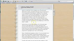 how do i write a literary essay  how do i write a literary essay