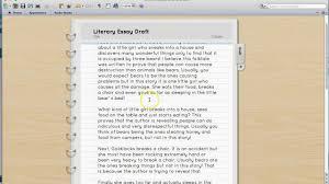 How To Do Essay How Do I Write A Literary Essay