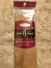 satin strands hair extensions