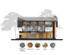 architectural house drawing. Courtesy Of 1+1\u003e2 Architects Architectural House Drawing