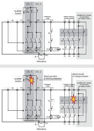 pilz automation safety structure and function of safety relays pilz safety relay troubleshooting at Pilz Safety Relay Wiring Diagram