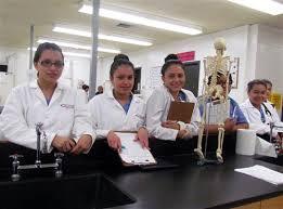 District Administrators Visit Medical Assistant Students At Mtc