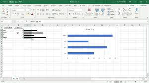 Excel In Cell Bar Chart In Cell Bar Chart In Excel Using Rept