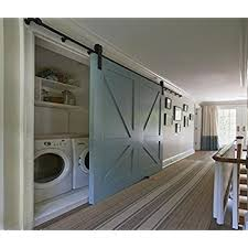sliding barn doors. 10ft Classic Rustic Sliding Barn Door Hardware For Wide Opening And Two Openings(10ft Single Doors C