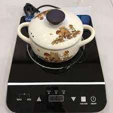 Bếp điện, Bếp từ đơn Rapido RI2000ES tiết kiệm điện, chất liệu mặt bếp cao  cấp chịu nhiệt, chịu lực tốt