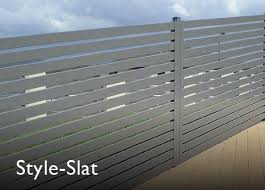 Small Picture Fencing Stratco NZ