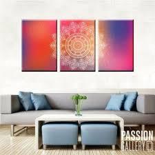 canvas 3 piece wall art canada