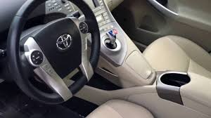 2013 TOYOTA PRIUS FIVE ADVANCED TECHNOLOGY PACKAGE-TOYOTA WARRANTY ...