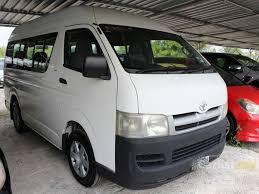 Toyota Hiace 2008 Window 2.5 in Selangor Manual Van White for RM ...