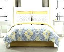 black and yellow comforter set yellow and grey comforter sets gray and yellow bedding grey and