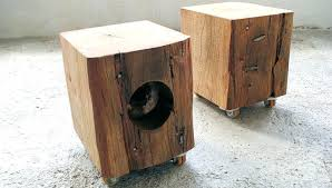 wooden cubes furniture. Wooden Cubes Furniture Cube Design Chairs On Wheels