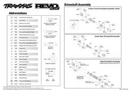 trx revo 2 5 parts diagram all about repair and wiring collections trx revo parts diagram revo 33 engine diagram revo home wiring diagrams 5309 driveshafts revo