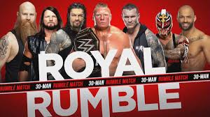 WWE Royal Rumble 2020 Match Card, Preview & Prediction