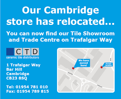 ctd cambridge bar hill has reolcated