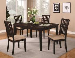 cherry wood dining table. Dining Room Table And Chairs Brandt Dark Cherry Wood Images