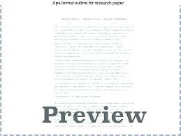 Sample Essay Apa Format Argumentative Essay Format Essay Outline