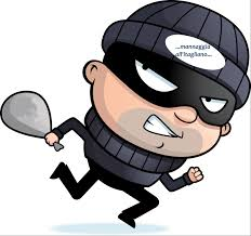Risultati immagini per ladro