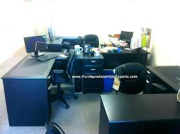 magellan office furniture depot l shaped desk with hutch assembly collection corner magellan office furniture real space