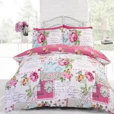 sbook pink duvet set
