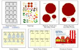 Small Picture Fun Games Shops Pizza Extras