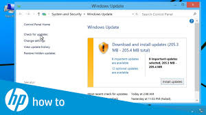 How To Upgrade Windows 8 To Windows 10 Updating Hp Drivers And Software With Windows Update In Windows 8 And 7