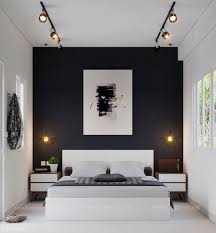 Bedroom Designs: Scandinavian Black And White Room - Black And White