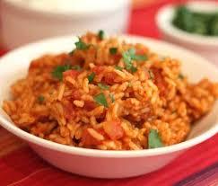spanish rice. Unique Rice To Spanish Rice
