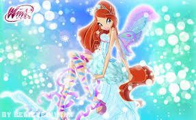 She was the first character to be introduced. Winx Club Bloom Wallpapers Wallpaper Cave