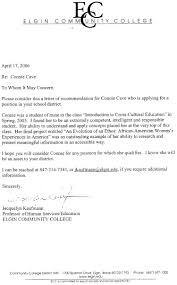 Letter Of Recommendation From Employer To College Letter Of Reference From Employer Sample Recommendation College
