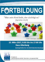 15 März 2017 Praxistag Wer Sein Kind Liebt Der Züchtigt Es
