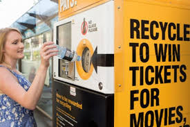 Mastercard Priceless Surprises Vending Machine Classy Reverse Vending Machines Take Recyclable Goods As Payment Recycle
