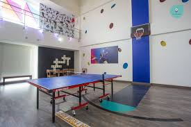 office play. After Lookup\u0027s New Digs, The Entry Of Grabhouse\u0027s Office Makes Koramangla Truly A Hub Startups, And Some Cool Startup Offices At That. Play K