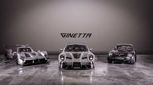 Ginetta Design Ginettas All New Supercar Carrushome Com