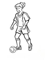 Small Picture World Cup Soccer Coloring Pages SOCCER PLAYERS coloring pages