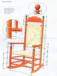 wooden rocking chair plans. wood rocking chair plans wooden