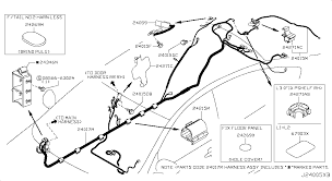 wiring nissan teana [������ (����� ����)] Nissan X-Trail Nissan Teana J32 Wiring Diagram #28