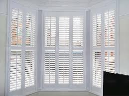bay window blinds. Bay Window Shutters Blinds