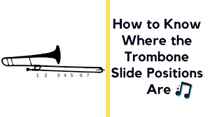Printable Trombone Slide Position Chart Best Picture Of