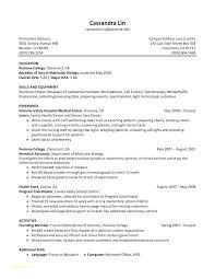 Employment Resume Sample Sample Resume Format And Optometry Job